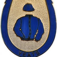 Yeats Badge